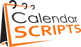 Calendar Scripts and Software For Webmasters